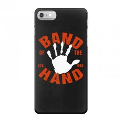 band of the hand iPhone 7 Case | Artistshot