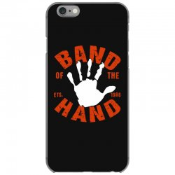 band of the hand iPhone 6/6s Case | Artistshot