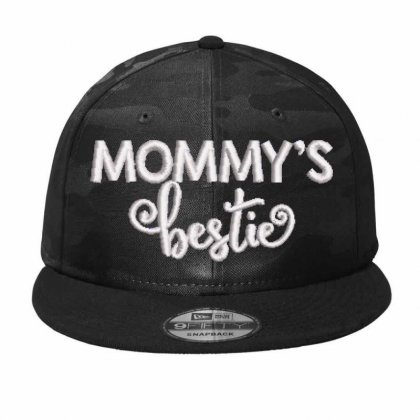Mommy's Embroidered Hat Camo Snapback Designed By Madhatter