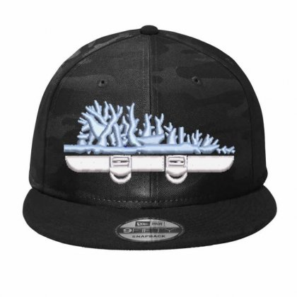 Roots Embroidered Hat Camo Snapback Designed By Madhatter