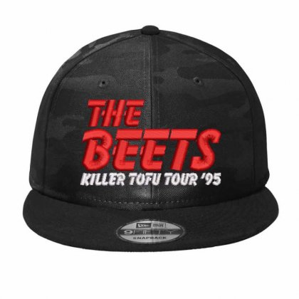 The Beets Embroidered Hat Camo Snapback Designed By Madhatter