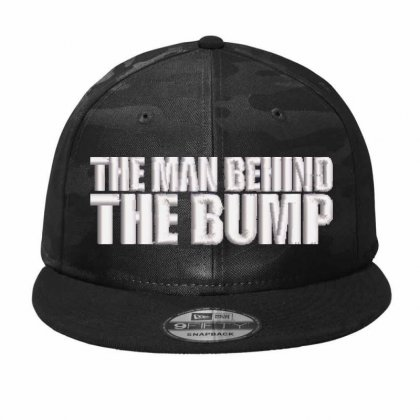 The Bump Embroidered Hat Camo Snapback Designed By Madhatter