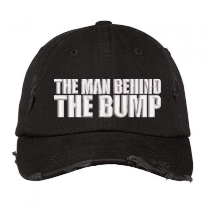 The Bump Embroidered Hat Distressed Cap Designed By Madhatter