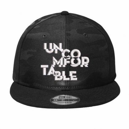 Uncom For Table Embroidered Hat Camo Snapback Designed By Madhatter