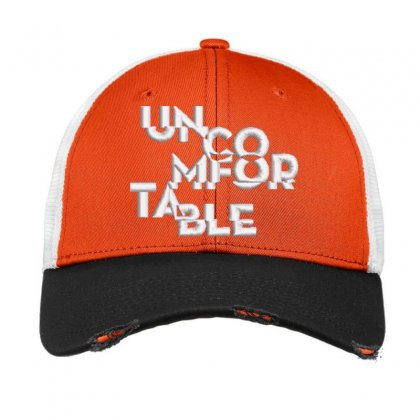 Uncom For Table Embroidered Hat Vintage Mesh Cap Designed By Madhatter