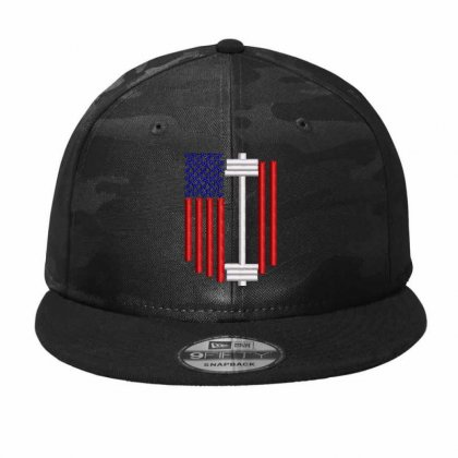 Usa Embroidered Hat Camo Snapback Designed By Madhatter