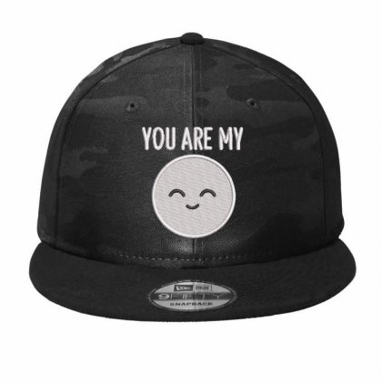 You Are My Embroidered Hat Camo Snapback Designed By Madhatter
