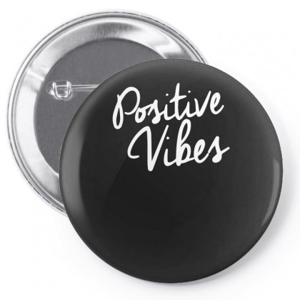 Positifve Vibe Pin-back Button Designed By Sucipto
