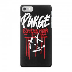 tae purge iPhone 7 Case | Artistshot