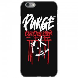 tae purge iPhone 6/6s Case | Artistshot