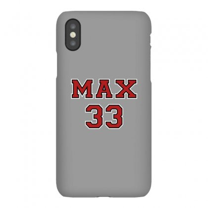 Verstappen Iphonex Case Designed By Adore
