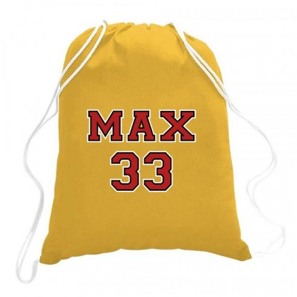 Verstappen Drawstring Bags Designed By Adore