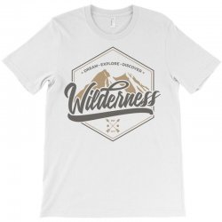 wild adventure mountain travel T-Shirt | Artistshot