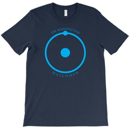 Dr Manhattan T-shirt Designed By I One Simple Store