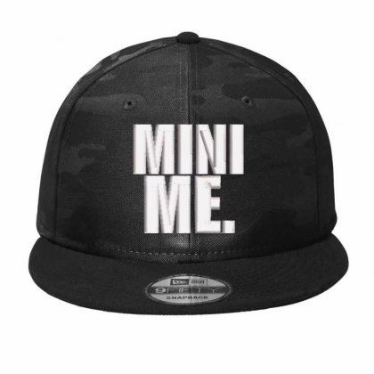 Mine Me. Embroidered Hat Camo Snapback Designed By Madhatter