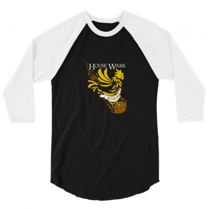 Chocobo Final Fantasy 3/4 Sleeve Shirt Designed By Robertosupeno