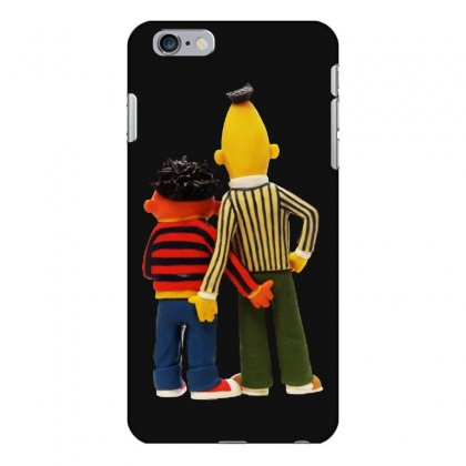 Real Love Bert And Ernie Iphone 6 Plus/6s Plus Case Designed By Jurdex Tees