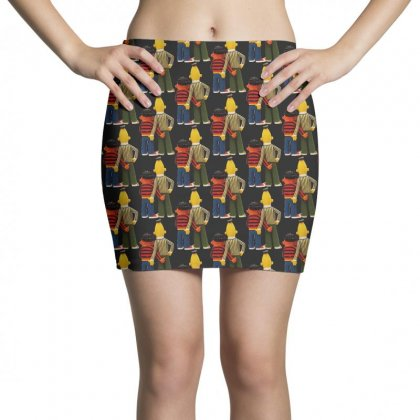 Real Love Bert And Ernie Mini Skirts Designed By Jurdex Tees