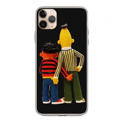 Real Love Bert And Ernie Iphone 11 Pro Max Case Designed By Jurdex Tees