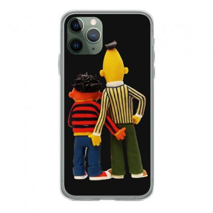 Real Love Bert And Ernie Iphone 11 Pro Case Designed By Jurdex Tees