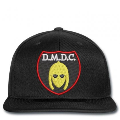 D.m.d.c. Embroidered Hat Snapback Designed By Madhatter