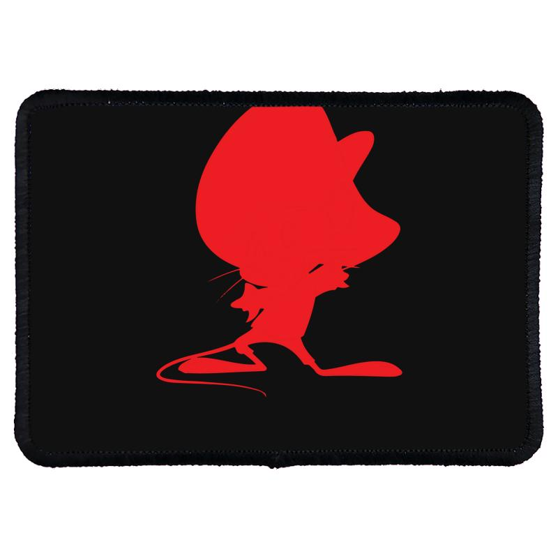 Speedy Gonzales Mexican Mouse Animal Rectangle Patch | Artistshot