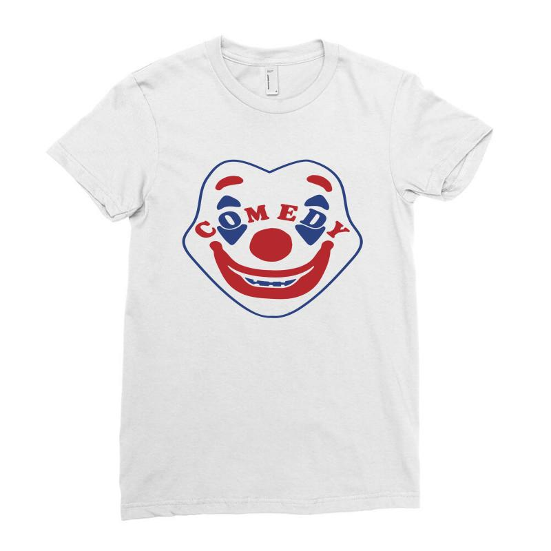 Comedy Clown Ladies Fitted T-shirt | Artistshot