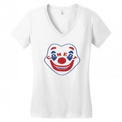 comedy clown Women's V-Neck T-Shirt | Artistshot