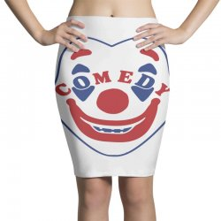 comedy clown Pencil Skirts | Artistshot