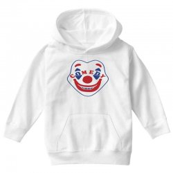 comedy clown Youth Hoodie | Artistshot