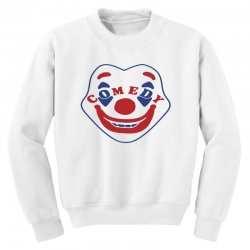 comedy clown Youth Sweatshirt | Artistshot