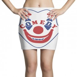 comedy clown Mini Skirts | Artistshot