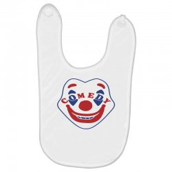 comedy clown Baby Bibs | Artistshot