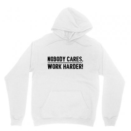 Lamar Jackson Nobody Cares Work Harder   For Light Unisex Hoodie Designed By Hot Maker