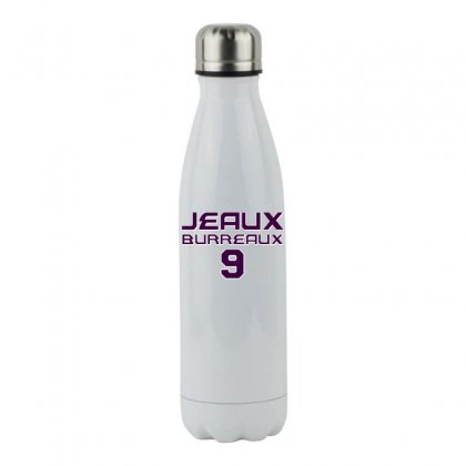 Jeaux Burreaux Stainless Steel Water Bottle Designed By Hot Maker