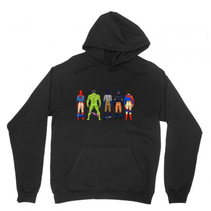 Heroes Butts Hot Unisex Hoodie Designed By Hot Maker