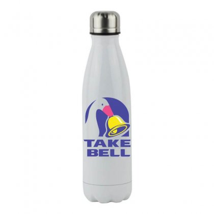 Goose Game Take Bell Stainless Steel Water Bottle Designed By Hot Maker