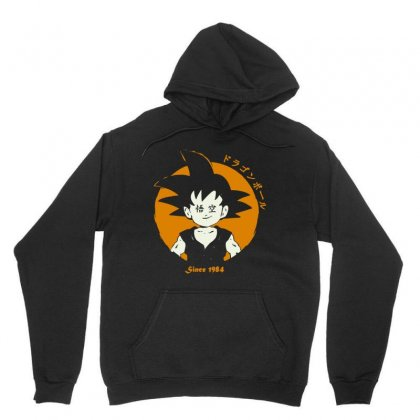 Goku Since 1984 Unisex Hoodie Designed By Hot Maker