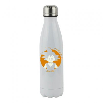 Goku Since 1984 Stainless Steel Water Bottle Designed By Hot Maker