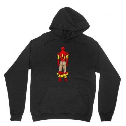 Funny Iron Man Sexy Butt Unisex Hoodie Designed By Hot Maker