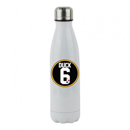 Duck Hodges Stainless Steel Water Bottle Designed By Hot Maker