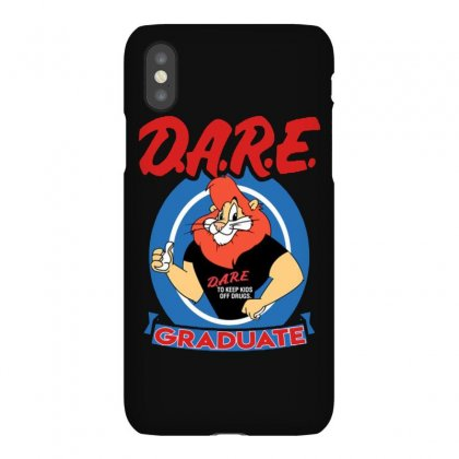 Dare Graduate Iphonex Case Designed By Hot Maker