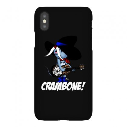 Uncle Pecos   Crambone Iphonex Case Designed By Jablay