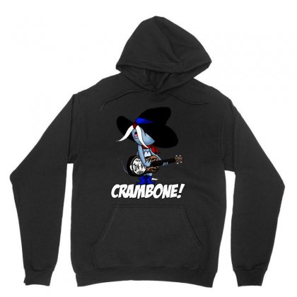 Uncle Pecos   Crambone Unisex Hoodie Designed By Jablay