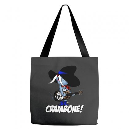 Uncle Pecos   Crambone Tote Bags Designed By Jablay