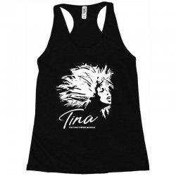 the tina turner musical Racerback Tank | Artistshot