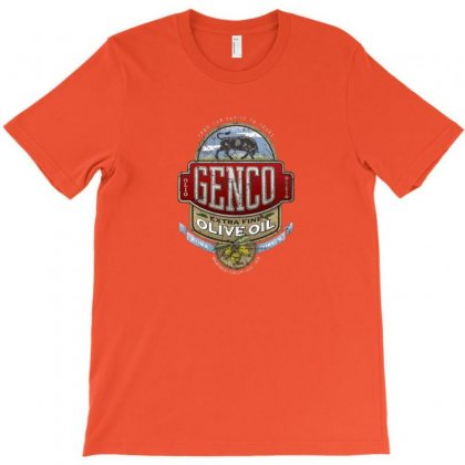 Genco Olive Oil Co T-shirt Designed By Arum