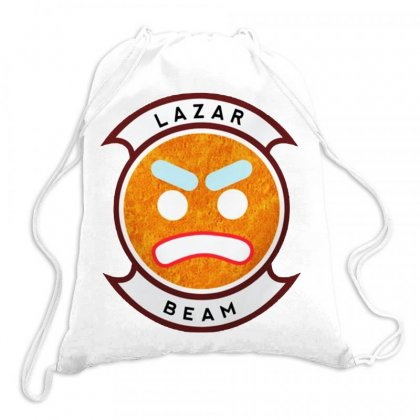 Lazar Beam Gingy Drawstring Bags Designed By Jablay