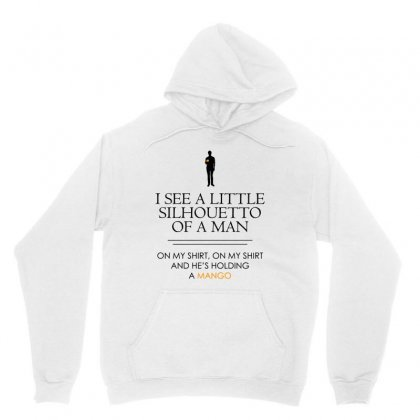 I See A Little Silhouetto Of A Man   For Light Unisex Hoodie Designed By Jablay
