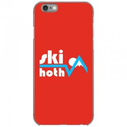 ski hoth logo iPhone 6/6s Case | Artistshot